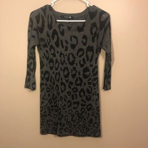 5 for $20! Leopard Print Sweater
